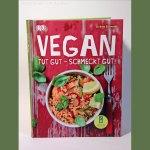 Kochbuch Rezension bzw Buchbesprechung: Vegan tut gut – schmeckt gut von Jérome Eckmeier