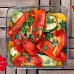Italienisches Antipasti Gemüse