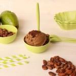Schokolade Avocado Maca Eis & Eismaschine Unold de Luxe