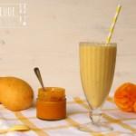 Mango Kurkuma Bananen Shake