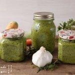 Gewürzpaste für Gemüsebrühe – Suppen Grundstock selbermachen