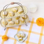 Kurkuma Kekse – Golden Turmeric Cookies