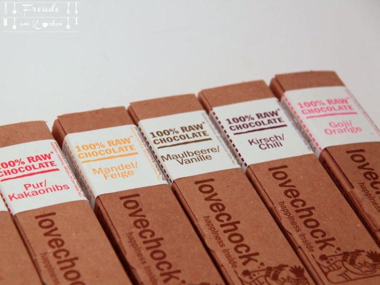 Test: Lovechoc - zuckerfreie vegane Schokolade - Freude am Kochen