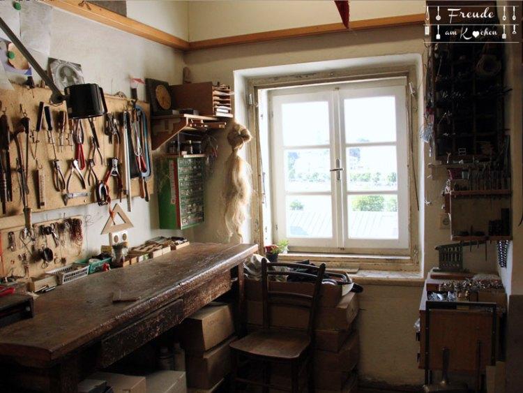 Reisebericht: Salzburg - Freude am Kochen - Schirm Kirchtag