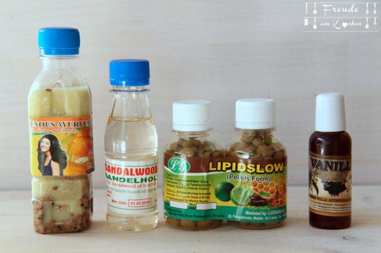 Sri Lanka - Food Haul und Kunsthandwerk Shopping - Freude am Kochen - Spice Garden Luckgrove