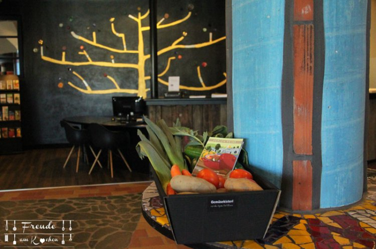 Gemüsekistl - Rogner Bad Blumau - Freude am Kochen
