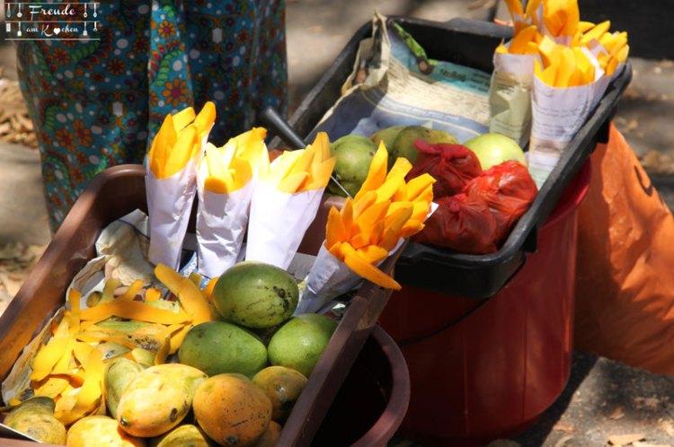 Obst - Dambulla - Reisebericht Sri Lanka - Freude am Kochen