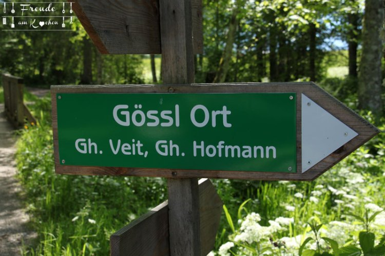 Gössl - Ausseer Land - Freude am Kochen - Reisebericht