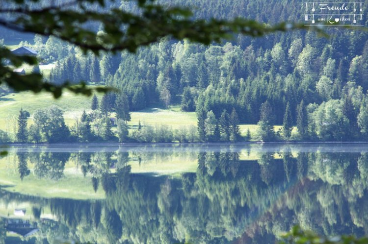 Grundlsee - Gössl - Ausseer Land - Freude am Kochen - Reisebericht