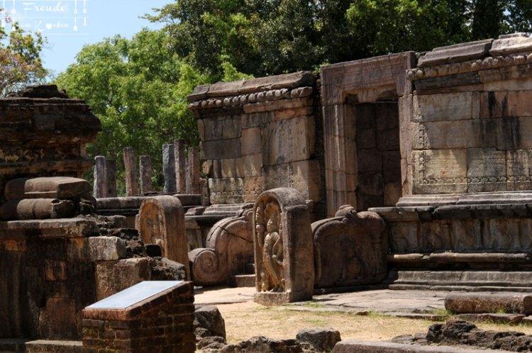 Polonnaruwa - Reisebericht Sri Lanka - Negombo - Freude am Kochen