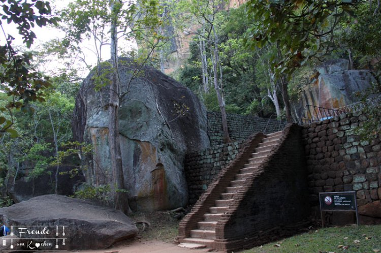Sigiriya - Reisebericht Sri Lanka - Freude am Kochen