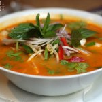 Lokal: Vlaire Uisine – asiatisch vegan essen in Wien
