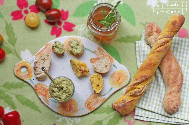 Veganes Picknick - Österreichisches Foodblogger Picknick - Freude am Kochen