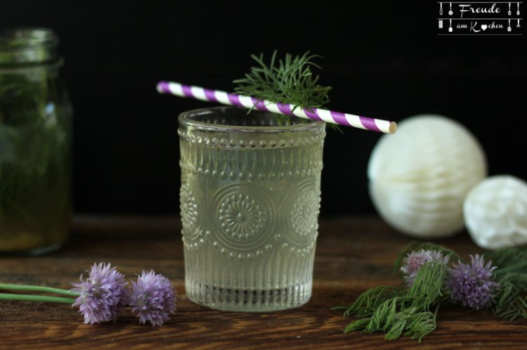 Colakraut - Eberraute Switchel Rezept - Freude am Kochen