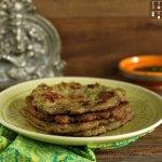 Koreanisches Mungbohnen Omelett Pfannkuchen – Bindaetteok