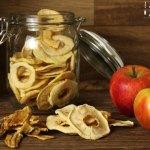 Dörren – Äpfel und Bananen trocknen