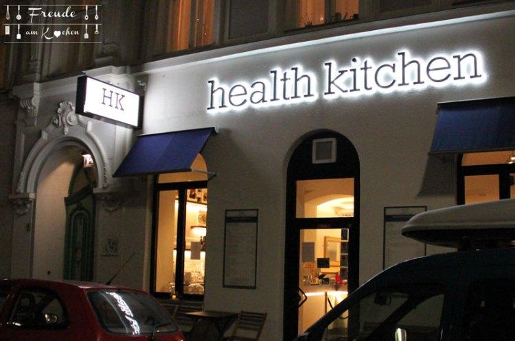Lokal - My health Kitchen Wien - egan Wien - Freude am Kochen - vegan Vienna