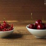 Ribisel Himbeer Streusel Vollkornpie – vegetarisch