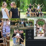 JGA Party Fotoshooting mit vielen Frauen