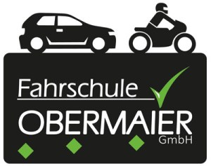 Logo Fahrschule Obermaier