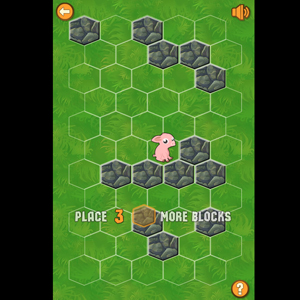 Gratis Spiel block the pig