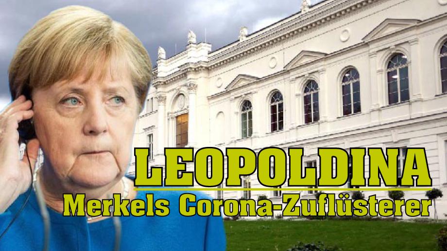 Leopoldina: Merkels Corona-Zuflüsterer / © PINEWS