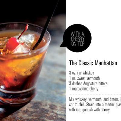 The Classic Manhattan