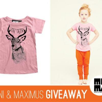 Mini & Maximus Giveaway