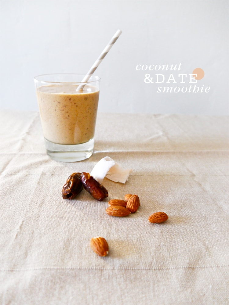 Coconut-Date-Breakfast-Smoothie