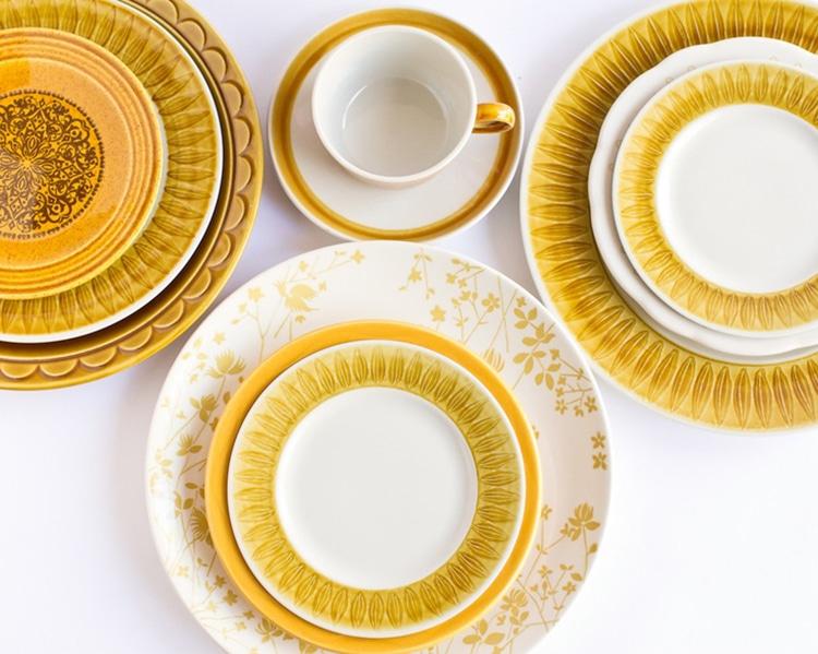 Mix Color  sc 1 st  Freutcake & Setting a Mismatched Table