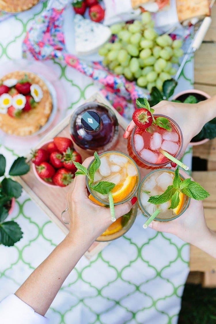 6 Spring Cocktails