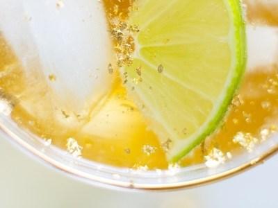 Lucky Leprechaun Rum Punch