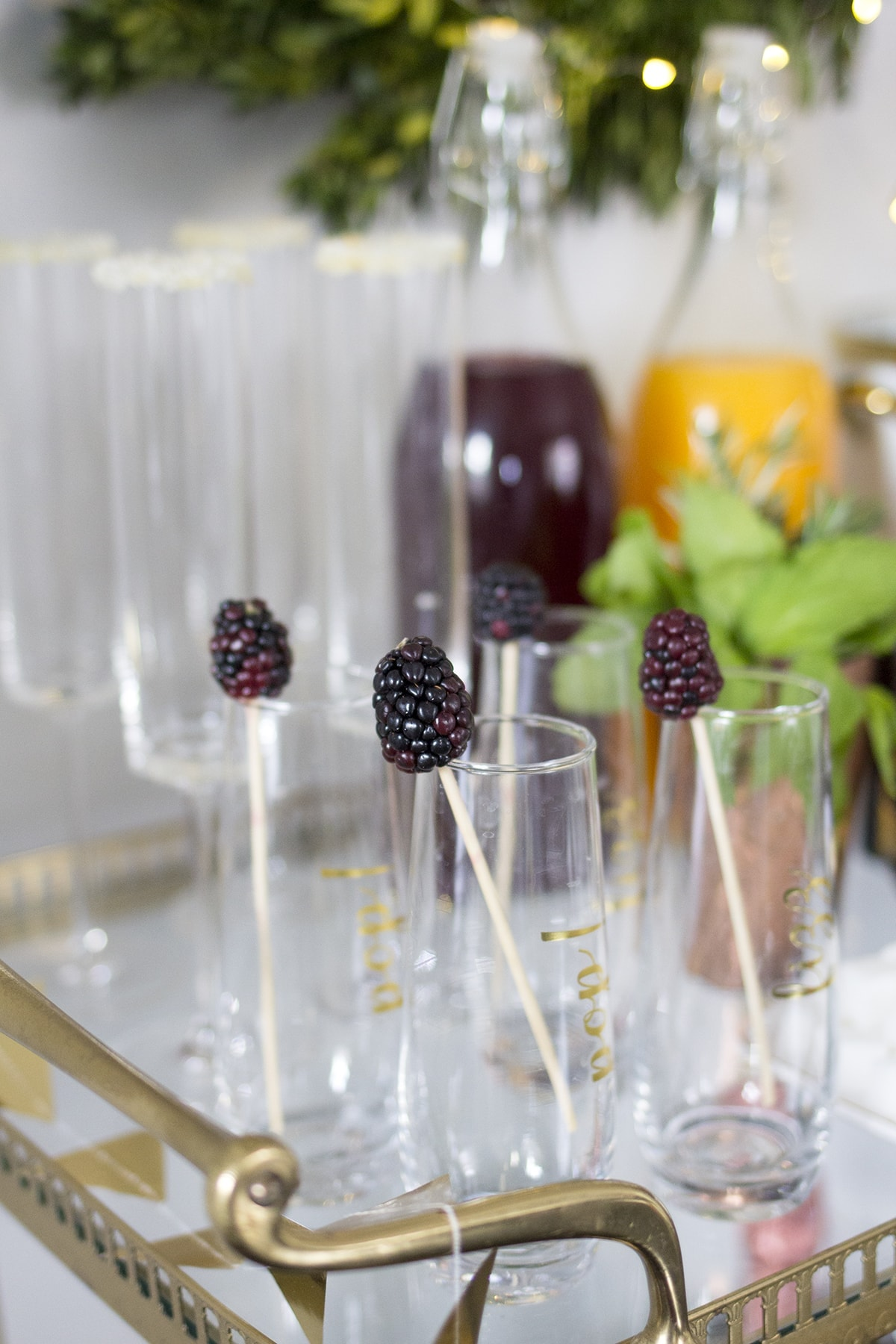 New Years Eve Champagne Bar
