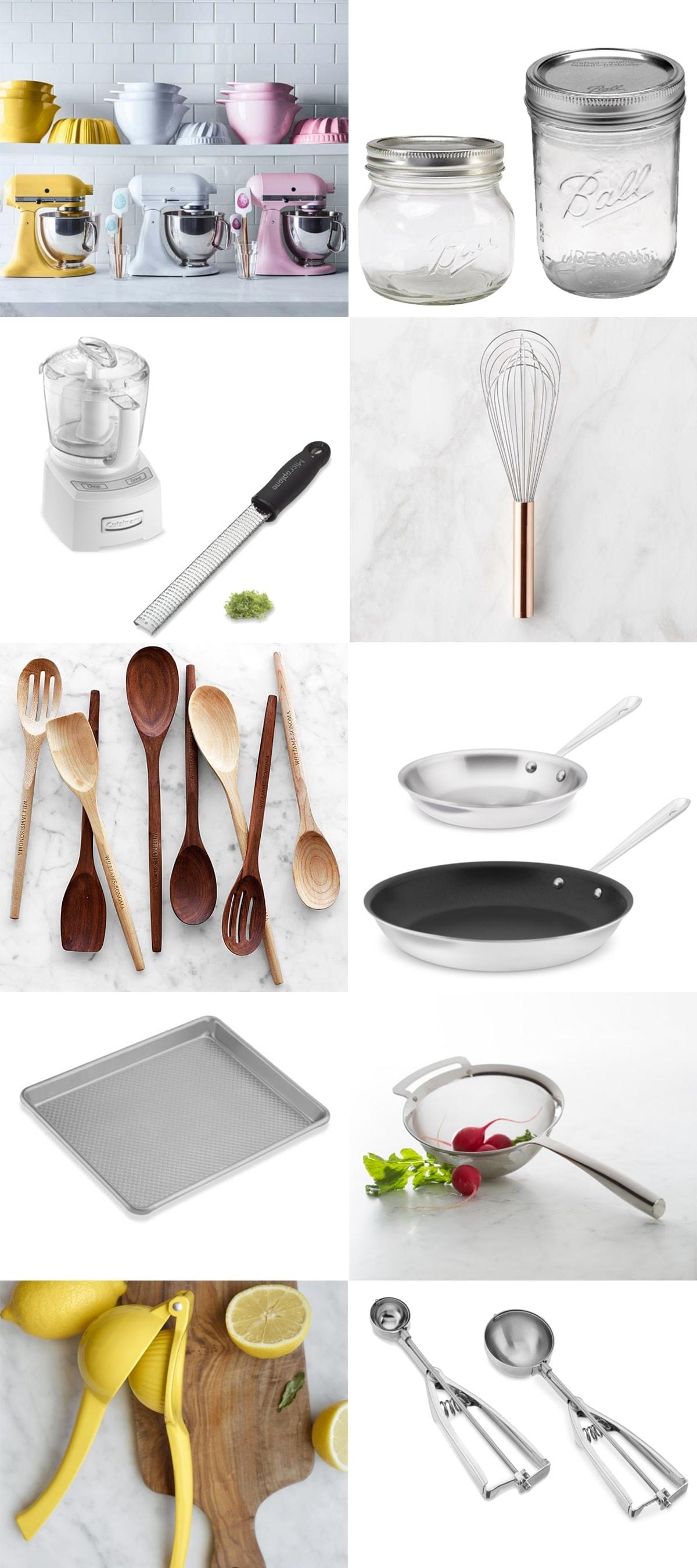 My Everyday Kitchen Essentials Freutcake