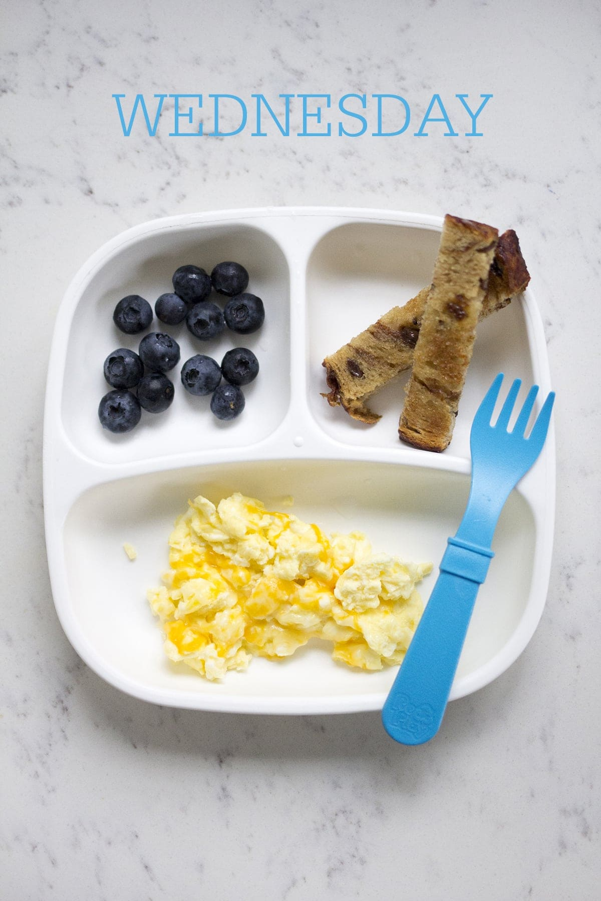What the Twins Ate Toddler Meals