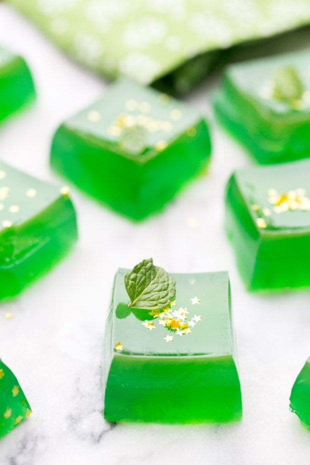 Jameson Jello Shots