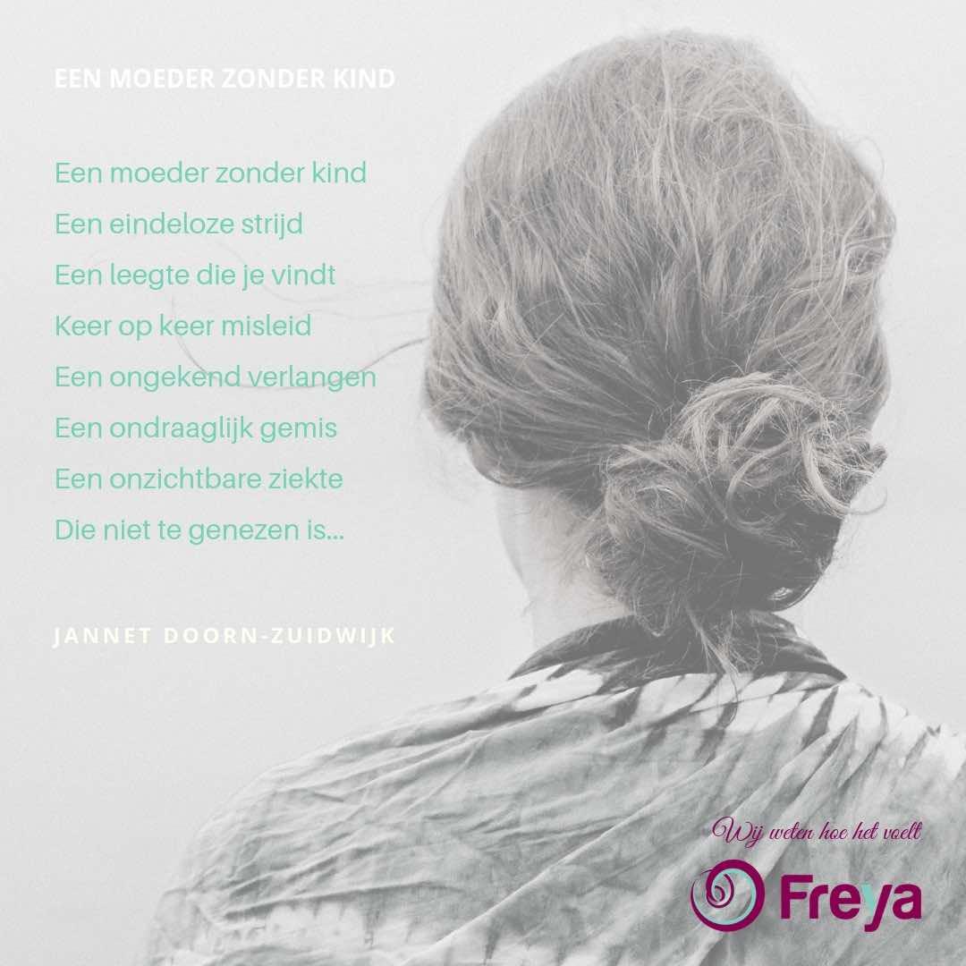 Moeder Zonder Kind Freya