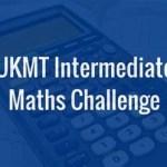 UKMT Intermediate Maths Challenge