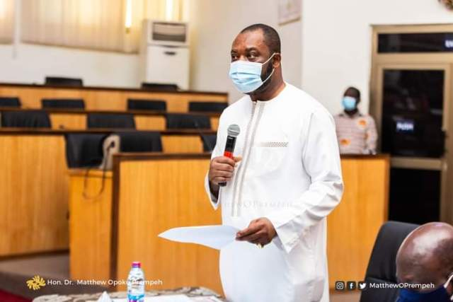 Dr. Opoku-Prempeh