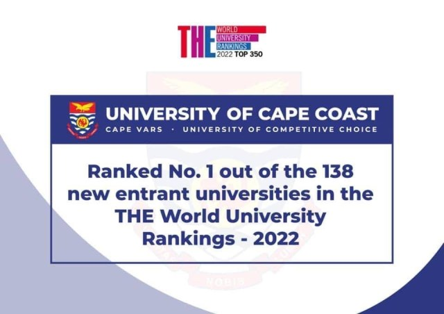 UCC ranked No.1 globally for research influence