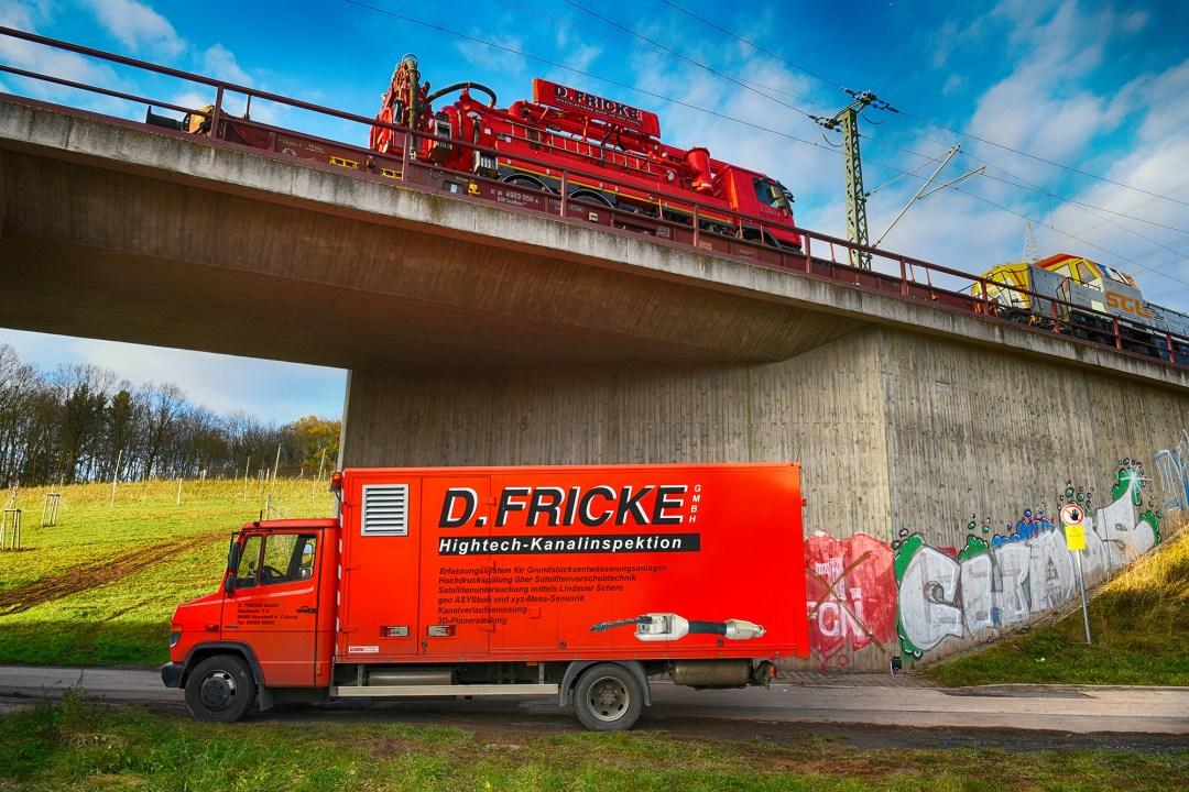 D. Fricke Spezialbetrieb rund um den Kanal Neustadt / Coburg