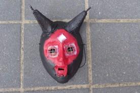 04_Halloween Maske Teufel