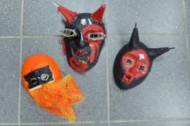 06_Halloween Masken