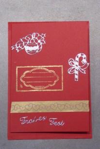 12_DIY Weihnachtskarten von Kindern 6-9J