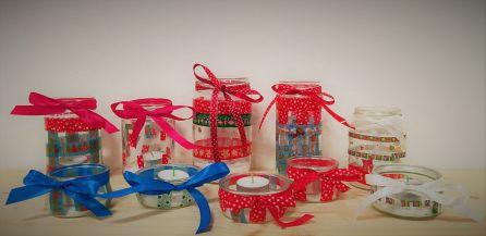 glas_windlichter_teelicht_weihnachten_recycling_diy_basteln_kinder_grundschule-1