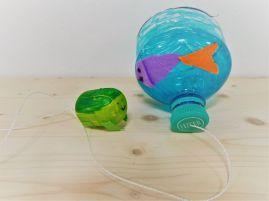 Upcycling_DIY_PET Flaschen_Geschicklichkeitsspiel_Kinder_FRICKELclub (16)
