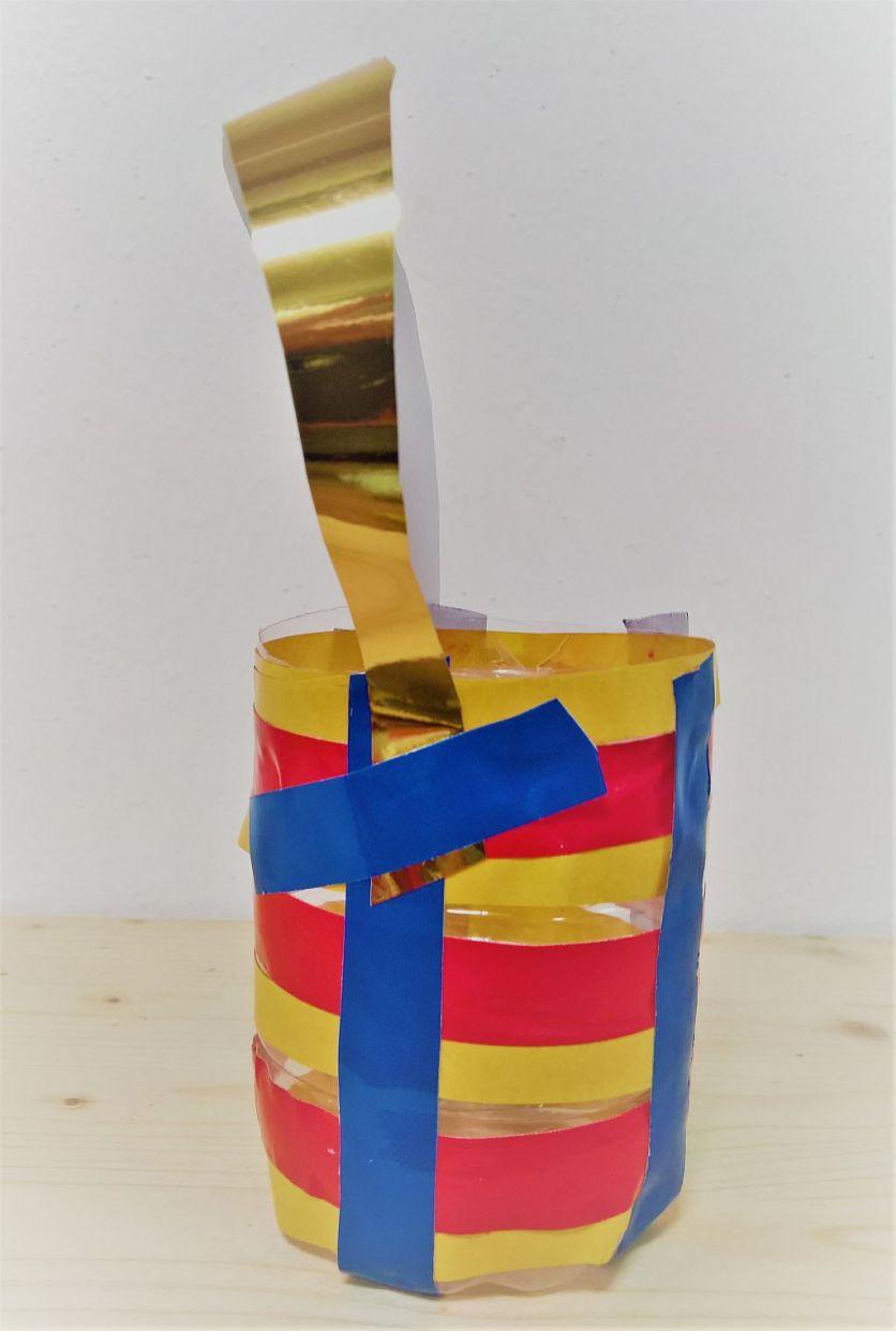 Upcycling_DIY_PET Flaschen_Korb_Utensilo_Kinder_FRICKELclub (16)