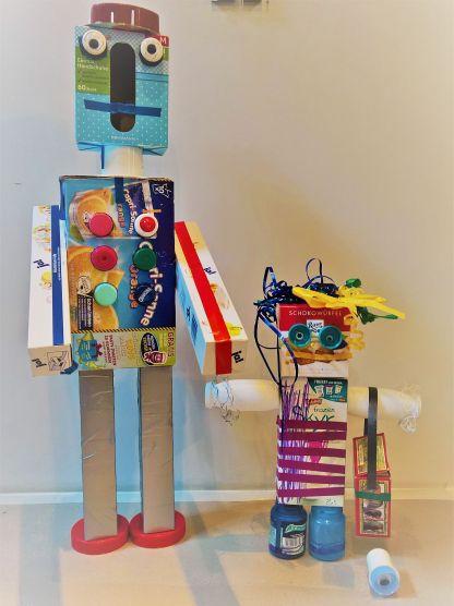 FRICKELclub_Kinder_Geburtstag_Ufos_Roboter_Aliens_Recycling_DIY_Basteln_ (10)
