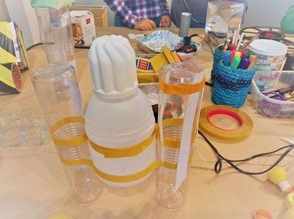 FRICKELclub_Kinder_Geburtstag_Ufos_Roboter_Aliens_Recycling_DIY_Basteln_ (4)