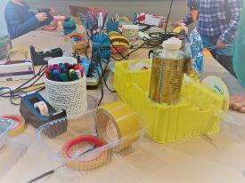 FRICKELclub_Kinder_Geburtstag_Ufos_Roboter_Aliens_Recycling_DIY_Basteln_ (46)